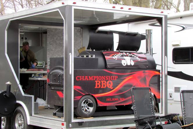 Championship Barbecue